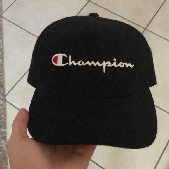 5ac1835e879f Champion Accessories | Hat | Poshmark